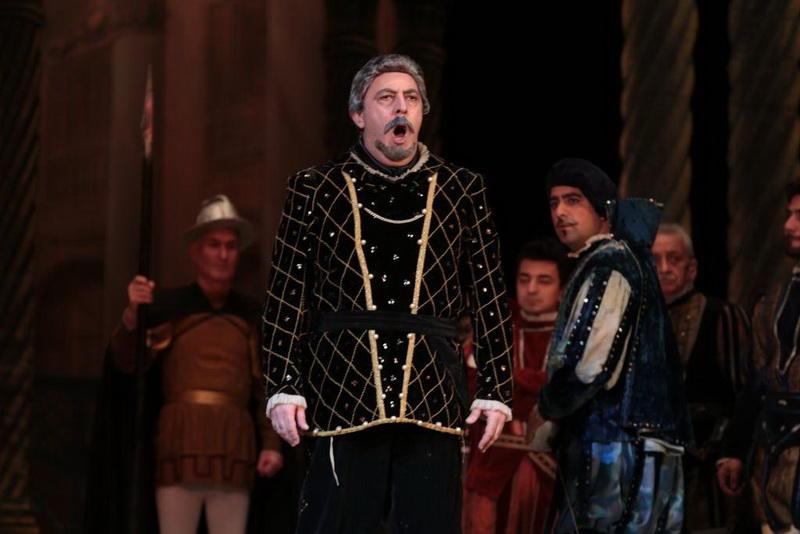 """Украинские звезды зажглись в """"Риголетто"""" на бакинской сцене"""
