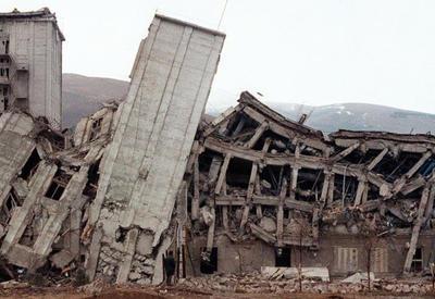 Спитакская катастрофа ничему не научила Ереван