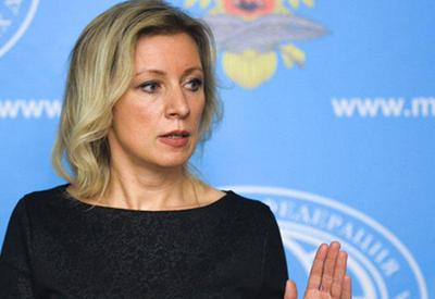 Нас ничего не должно отводить от главной задачи в Карабахе - Мария Захарова