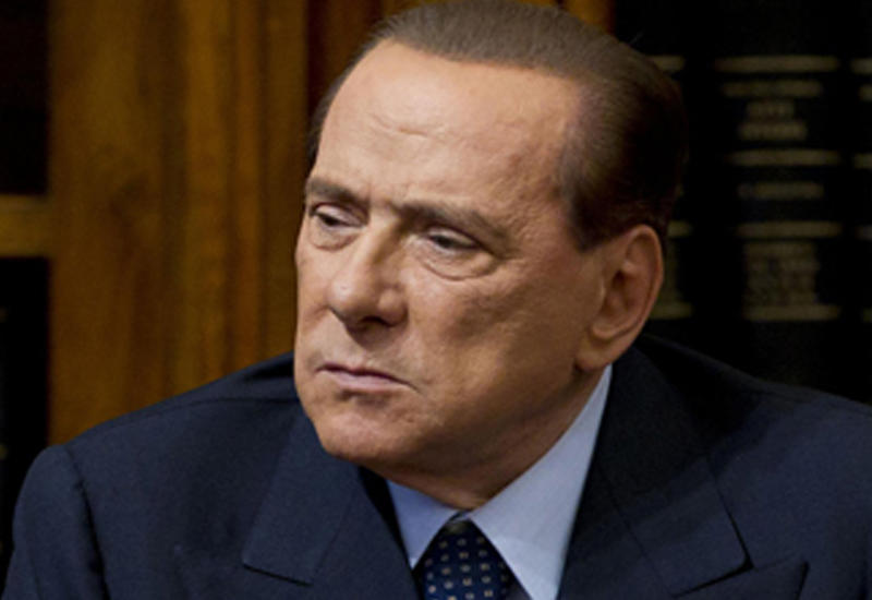 Берлускони получил травму головы в собственном доме