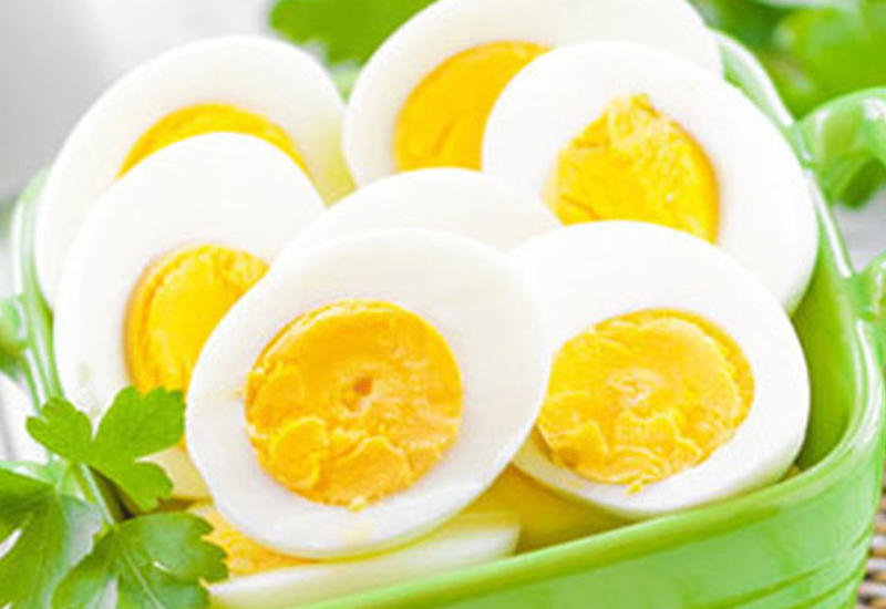 Диета с вареными яйцами