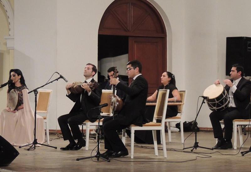 В Филармонии прошел концерт народной музыки