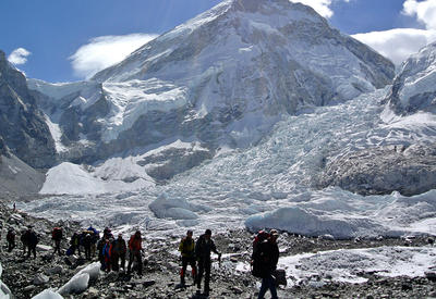 В Малайзии пропали десятки альпинистов