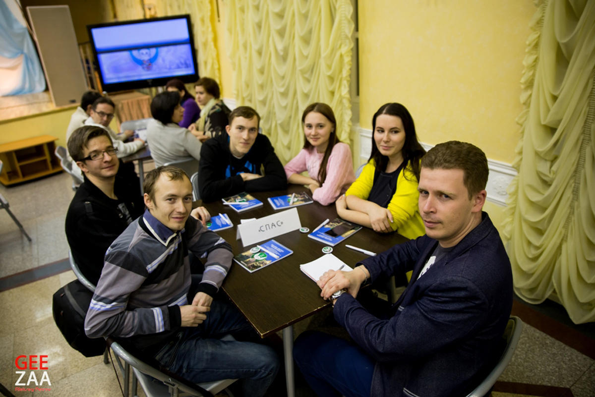Азербайджанцы провели в России чемпионат по интеллектуальной игре