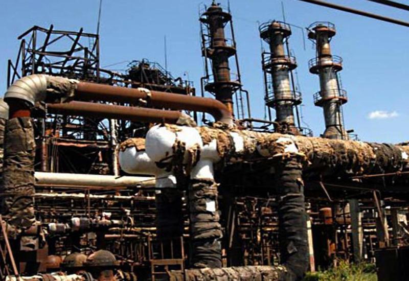 Армянский химический гигант распродают на металлолом