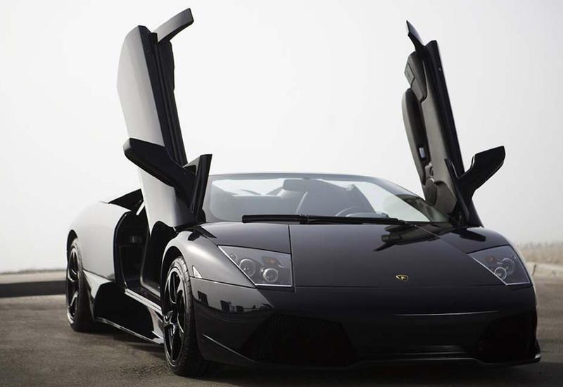 Полиция уничтожила Lamborghini за неправильные номера