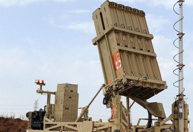 Азербайджан закупит у Израиля ракетную систему «Железный купол»