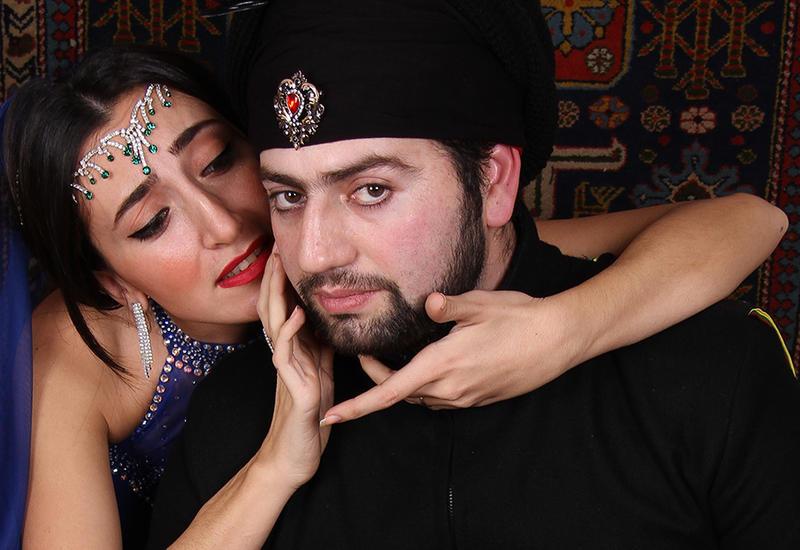 """""""Али и Нино"""": пронзительная история любви на сцене русской драмы"""