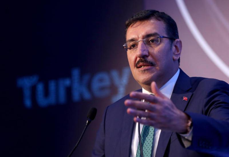 Турецкий министр о выгоде перехода на нацвалюту в торговле с Азербайджаном