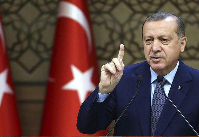 Эрдоган: ЕС перестал быть символом прав и свобод человека