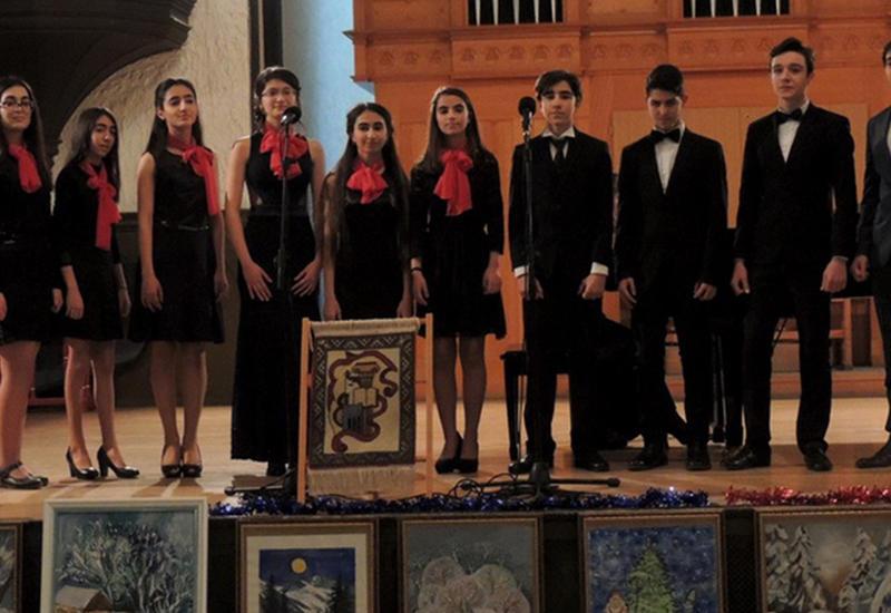 Невероятный праздничный концерт учащихся Гимназии искусств