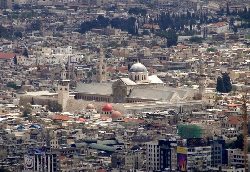 Сирийские силовики предотвратили теракт в Дамаске