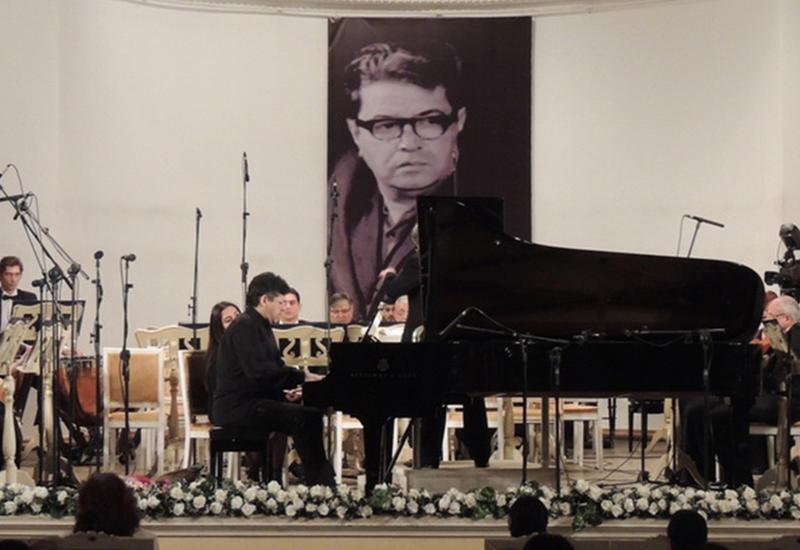 Известные музыканты выступили в честь композитора Закира Багирова в Филармонии
