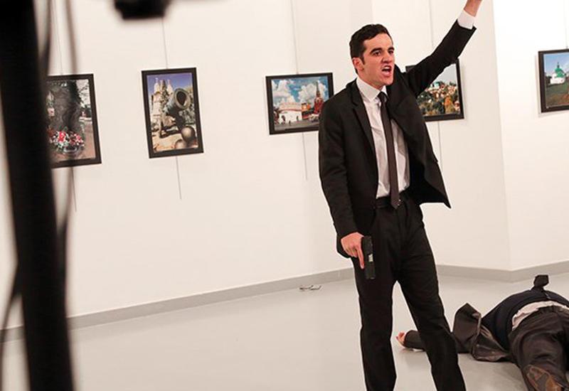 Новые подробности убийства российского посла в Анкаре