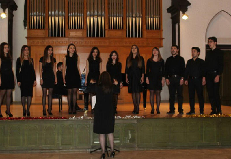 Грандиозное завершение новогодних концертов в Зале камерной и органной музыки