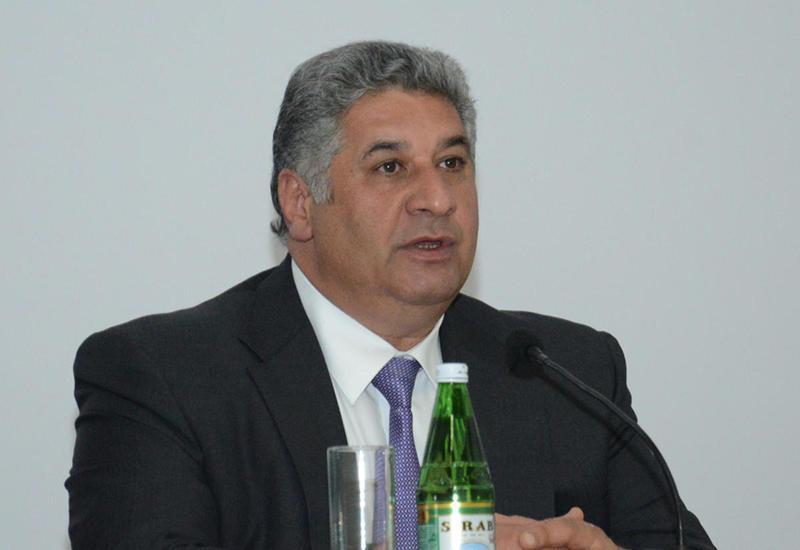 Азад Рагимов: Азербайджанская молодежь единогласно поддержит на выборах кандидатуру Президента Ильхама Алиева