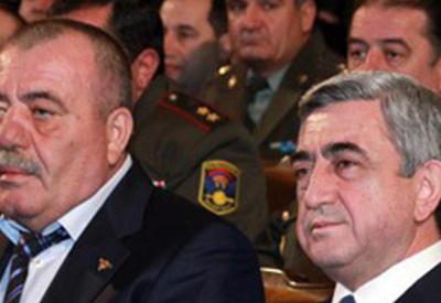 Преступного армянского генерала в парламенте сменит... жена