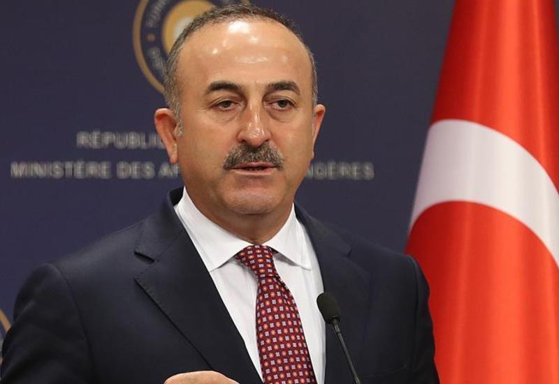 Мевлют Чавушоглу: Зона безопасности в Сирии - вопрос жизни и смерти для Турции