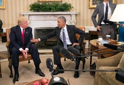 Ассанж: Обама хочет лишить Трампа легитимности