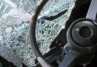 Страшная авария с участием автобуса в Баку, есть погибший