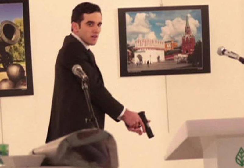 Убийца российского посла в Анкаре начал охоту за ним в октябре 2016 года