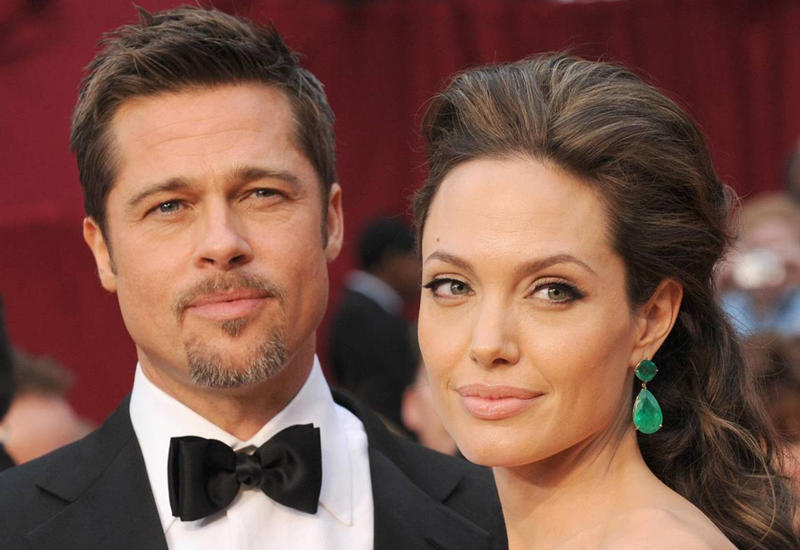 Всплыли новые подробности развода Анджелины Джоли и Брэда Питта