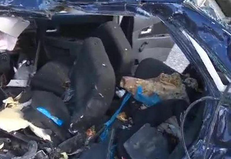 Тяжелое ДТП в Дербенте, среди погибших - дети
