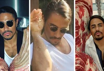"""Новая звезда Instagram - сексуальный повар из Турции <span class=""""color_red"""">- ВИДЕО - ФОТО</span>"""