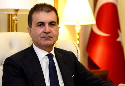 Омер Челик о целях борьбы Турции с терроризмом