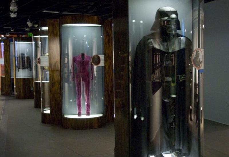 """В США построят музей """"Звездных войн"""""""