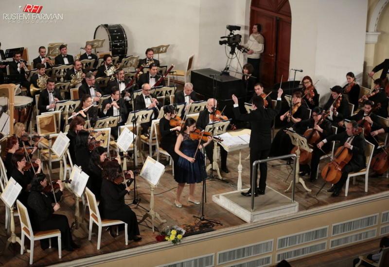 В Филармонии отметили юбилей народной артистки Захры Гулиевой