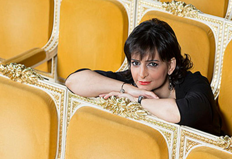 Наргиз Алиярова: Теперь в мире знают, как многогранна музыка Азербайджана