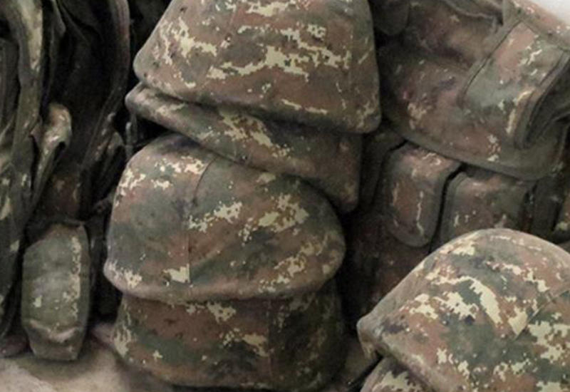 Еще одна небоевая потеря в армянской армии