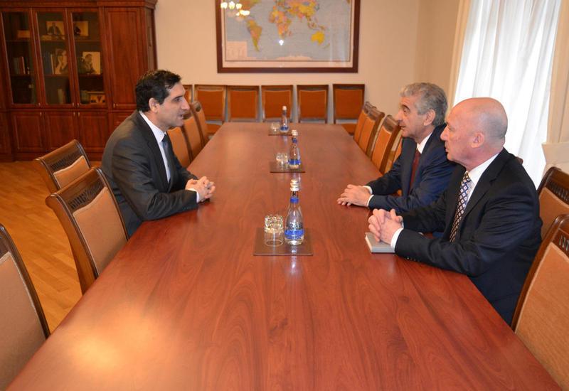 Али Ахмедов об укреплении азербайджано-турецких отношений