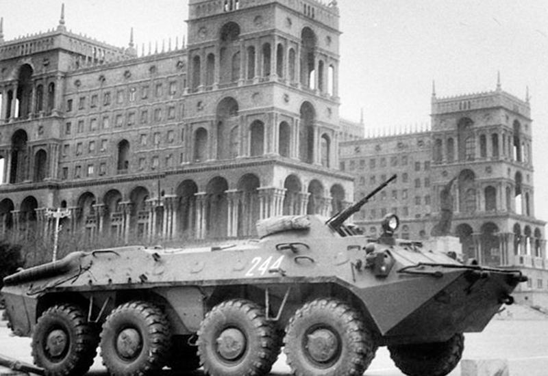 Аурелия Григориу: Трагедия 20 января - позор СССР, а молчание о ней - позор Европы