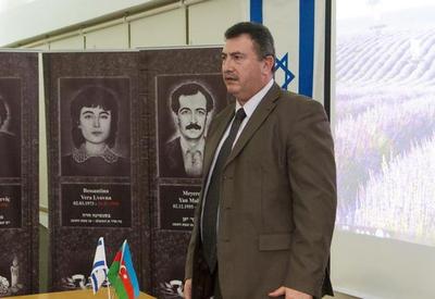 """В Израиле почтили память жертв кровавого января в Баку <span class=""""color_red"""">- ФОТО</span>"""