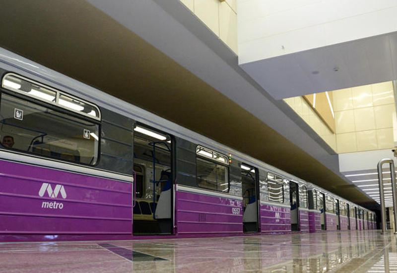 Bakı metrosunda təhlükəli anlar: Maşinist ölümdən son anda qurtuldu