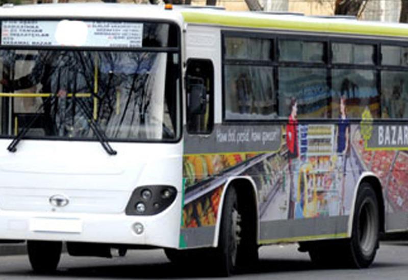"В Баку меняются маршруты 17 автобусов <span class=""color_red"">- ФОТО</span>"