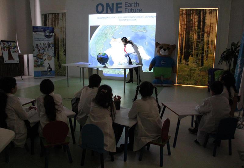 Общественное объединение IDEA провело январский тренинг для детей