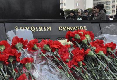 В Анкаре прошло мероприятие, посвященное 26-й годовщине Ходжалинского геноцида