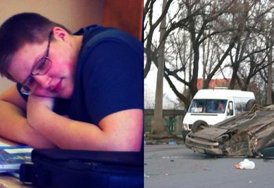 Молодой человек, лившись ноги после аварии, собирается стать моделью и паралимпийцем