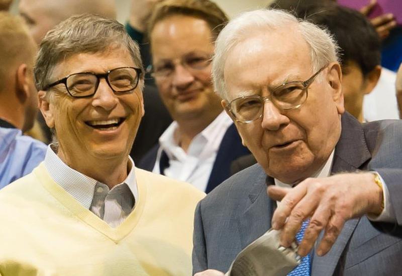 Билл Гейтс и Уоррен Баффет одобрили политику Трампа
