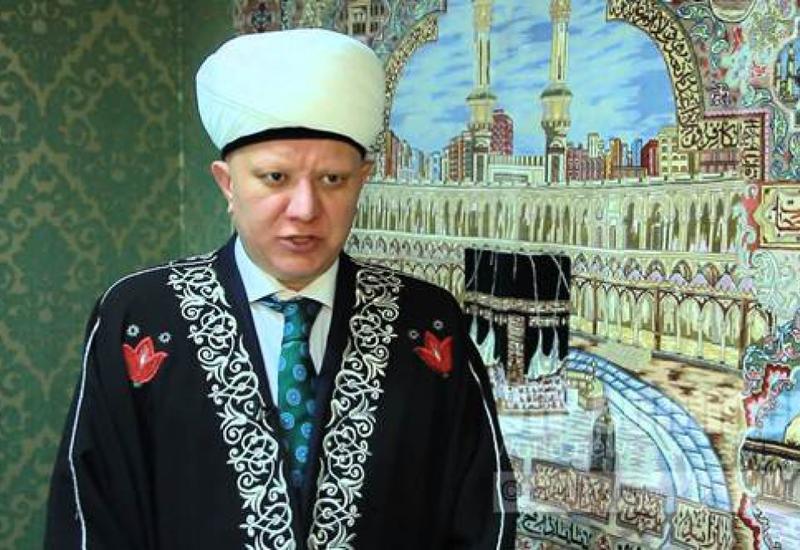 Муфтий Москвы: Исламские ценности - важная составляющая духовной жизни азербайджанского народа