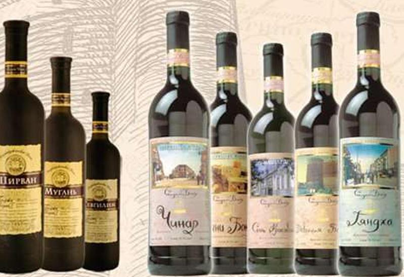 На полках литовских магазинов появляется азербайджанское вино