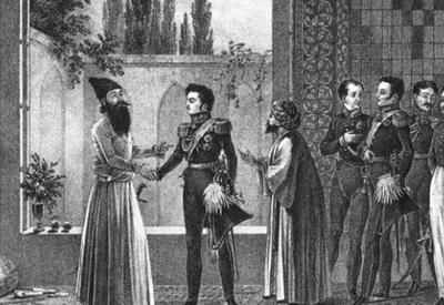 """""""Историческая призма"""": 1828-1829. Как армяне подставили Грибоедова"""