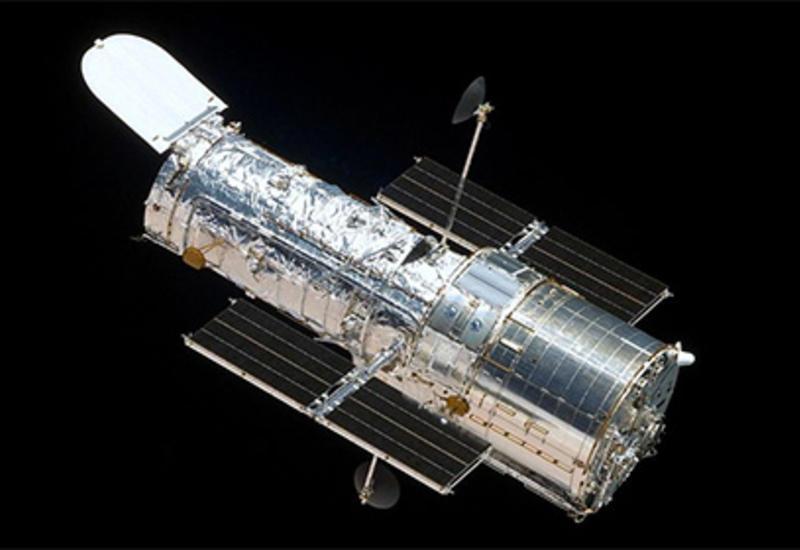 НАСА показало «звездную смерть»