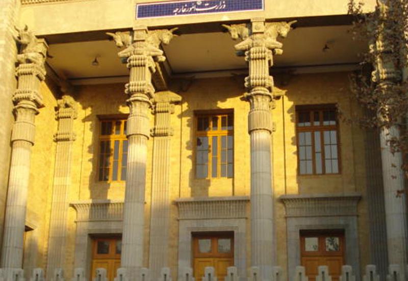 İran XİN rəhbəri: ABŞ-ın sanksiyaları qeyri-legitimdir