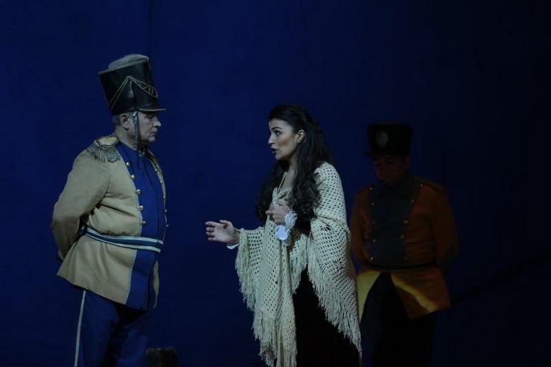 Богемная любовь на сцене Театра оперы и балета