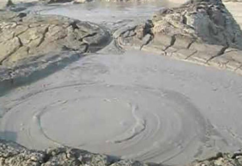 Последствия извержения вулкана в Шамахы
