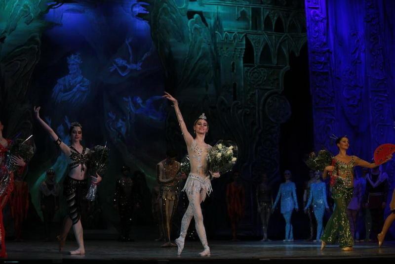 """Театр оперы и балета представил великолепную версию """"Семи красавиц"""""""
